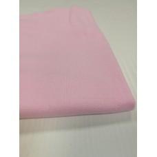 """Plonas ribb trikotažas 1x1 """"Šviesiai rožinis"""""""