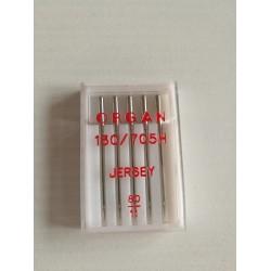 Organ jersey 80 adatos trikotažio siūti