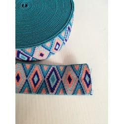 Dekoratyvinė elastinė juosta - guma