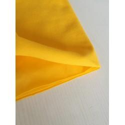 """Plonas ribb trikotažas 1x1 """"Geltonas"""""""