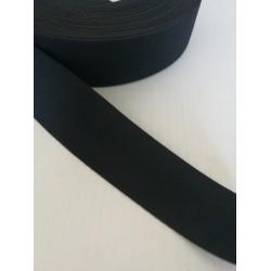Elastinė juosta - guma 40mm juoda