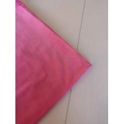 """Medvilninis veliūras """"Saldi rožinė"""" likutis 0,5 m"""