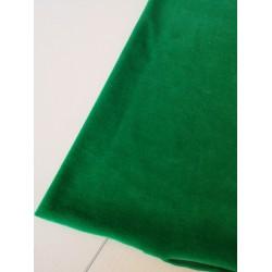 "Medvilninis veliūras ""Žalias"""