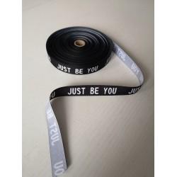 "Austa juostelė ""Just be you"""