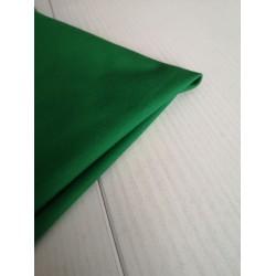 "Vienspalvis kilpinis trikotažas ""Dobilo žalia"""